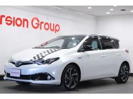 トヨタ オーリス 1.8 ハイブリッド Gパッケージ ブリックレーン 安全装備 全国3年保証付