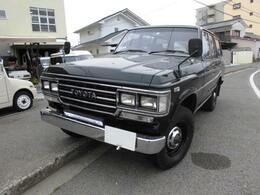 トヨタ ランドクルーザー60 GX ナビ・フルセグ 社外ホイール 4WD