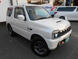 スズキ ジムニー 660 ランドベンチャー 4WD 社外SDナビ ワンセグ CD シートヒータ-