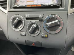 【エアコン】温度調整が出来て快適な車内空間を創り上げます♪