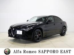 アルファ ロメオ ジュリア 2.0 ターボ Q4 ヴェローチェ 4WD LEDヘッドライト・バックカメラ・純正ナビ
