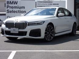 BMW 7シリーズ 750i xドライブ Mスポーツ 4WD デモ ハーマン  純正20AW サンルーフ