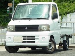 三菱 ミニキャブトラック 660 Vタイプ エアコン パワステ 5MT
