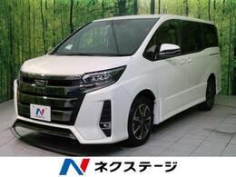 トヨタ ノア 2.0 Si 4WD 純正SDナビ バックカメラ 両側電動ドア
