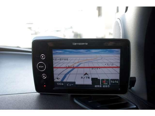 カロッツェリアAVIC-MP33 ワンセグ対応メモリーナビとETCも装着済です。