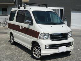 ダイハツ アトレー7 1.3 CX スポーティパック フルセグナビ・ETC・キーレス・純正アルミ