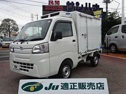 ダイハツ ハイゼットトラック 冷凍車 -25℃設定 省力パック AT 4枚リーフサス