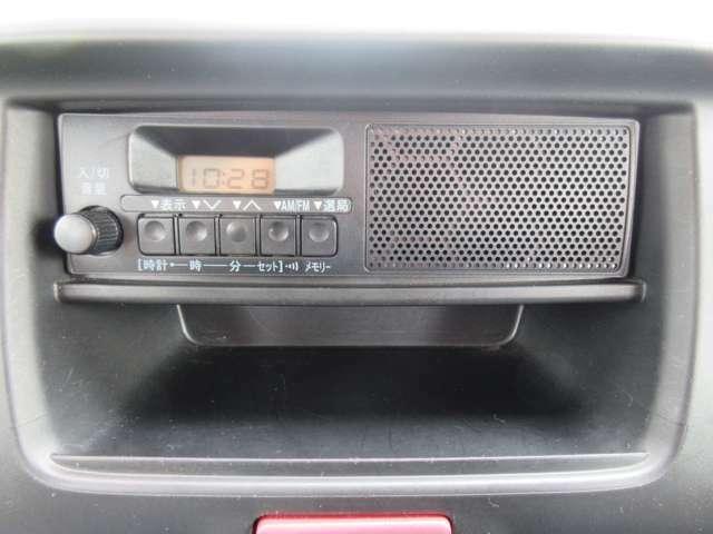 AM/FMラジオ聴けます☆