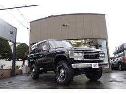 トヨタ ランドクルーザー60 4.0 GX ハイルーフ ディーゼル 4WD 新品ダンロップMT2 新品アルミホイール