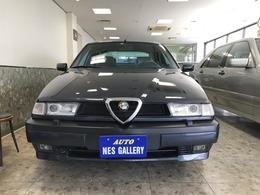 アルファ ロメオ アルファ155 ツインスパーク 新車保証書整備記録簿スポルティーバ