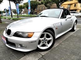 BMW Z3 ロードスター 2.2i 走行78570Km 左ハンドル 5MT 本革