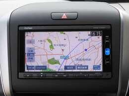【純正ナビ】搭載車です。ナビの起動までの速度と地図を検索する速度が最大の魅力です。初めての道でも安心・快適なドライブをサポート出来ます。操作も簡単で、ストレスフリーなドライブを提供いたします。