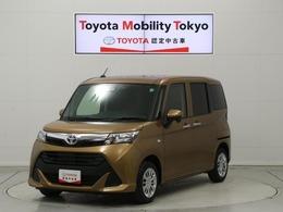 トヨタ タンク 1.0 X S 衝突軽減 左側電動ドア ドラレコ SDナビ