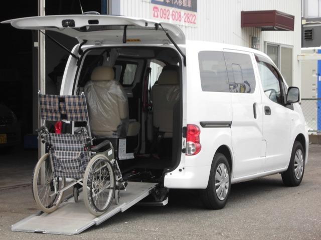 支払総額947,380円(福岡ナンバー、自家用、9月登録、店頭納車の場合)※支払総額には、点検整備費用、車検代、税金もすべて含んでおります。※車いすは付属しておりません。