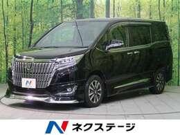 トヨタ エスクァイア 2.0 Gi 4WD 純正9型SDナビ フリップダウン