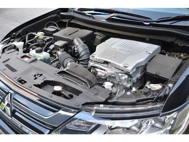 エンジンで発電してモーターで走るツインモーター4WD