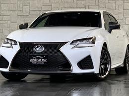 レクサス GS F 5.0 2018年モデル/プリクラ/TVD/ASC/禁煙車両