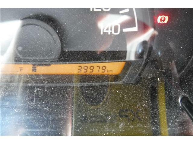 走行距離39979キロ。
