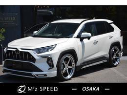 トヨタ RAV4 2.0 G 4WD ZEUS新車コンプリート デジタルミラー