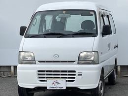 マツダ スクラム 660 PA ハイルーフ 4WD 1オーナー/4WD/5MT/両側スライドドア