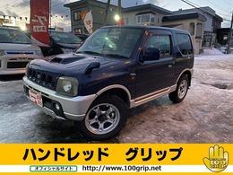 スズキ ジムニー 660 ワイルドウインド 4WD AT車フォグランプ車検整備付き