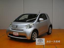 トヨタ iQ 1.0 100G 社外製エンスタ CD VSC イモビ 寒冷地