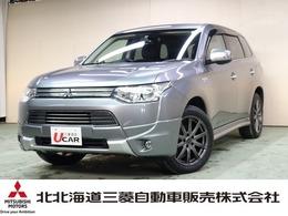 三菱 アウトランダーPHEV 2.0 G ナビパッケージ 4WD ロックフォードプレミアムS 100V電源