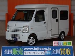 マツダ スクラムトラック AZ-MAX K-ai ポップアップルーフ 8ナンバー FF 外部電源