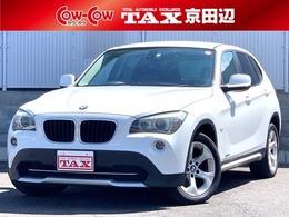 BMW X1 sドライブ 18i 社外HDDナビ・フルセグTV・Bカメラ