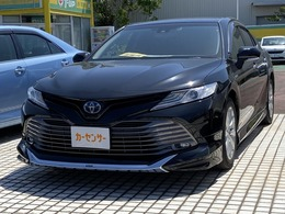 トヨタ カムリ 2.5 G ナビ・フルセグ・ETC・Pスタート・純正AW