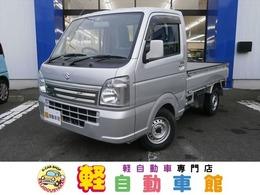 スズキ キャリイ 660 KCスペシャル 3方開 4WD ABS マニュアル車
