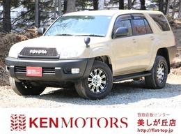 トヨタ ハイラックスサーフ 2.7 SSR-X アメリカンバージョン 4WD