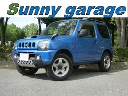 スズキ ジムニー 660 XC 4WD 5速MT 切り替式4WD 純正16インチアルミ