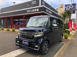 ホンダ N-BOX カスタム 660 L コーディネートスタイル 新車 ツートンカラー