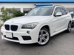 BMW X1 sドライブ 18i Mスポーツパッケージ HIDヘッドライト ETC 純正18インチアルミ