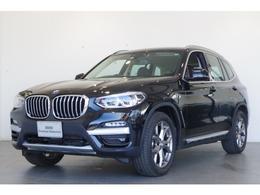 BMW X3 xドライブ20d xライン ディーゼルターボ 4WD 茶革席 ACC TV パーキングアシストプラス