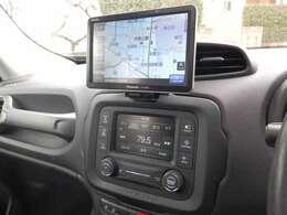 純正オンダッシュナビを装着!Bluetooth対応、ワンセグTV対応済みです!