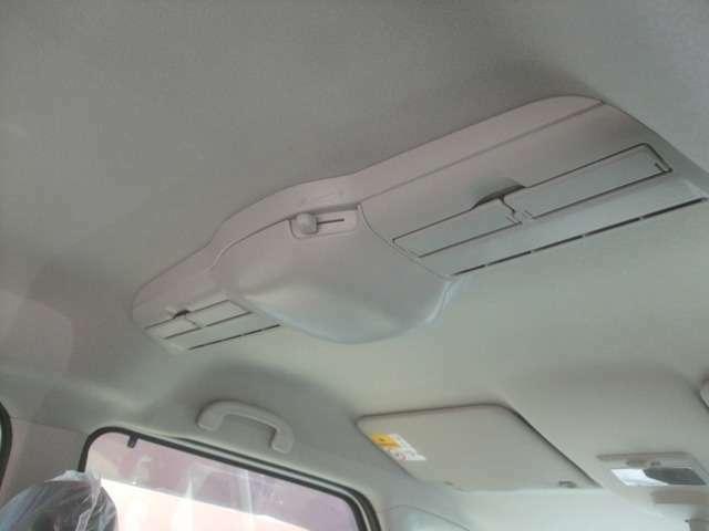 スリムサーキュレーターで車内の温度差がなくなります