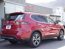 令和2年3月登録エクストレイルXi社用車UP入庫しました。
