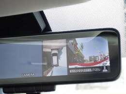 空から見下ろしたような映像にして日産オリジナルナビゲーション画面に表示。ひと目で周囲の状況がわかるため、スムースに駐車できます。