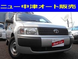 トヨタ プロボックスバン 1.3 DXコンフォートパッケージ ナビ ETC キーレス