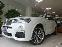 BMW X4 M40i 4WD 本革シート サンルーフ ACC