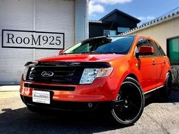 フォード エッジ EDGE SEL AWD 新車並行車 本国レポート有