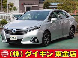トヨタ SAI 2.4 S Cパッケージ SDナビTV 禁煙車 Bモニター