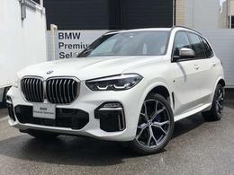 BMW X5 M50i ドライビング ダイナミクス パッケージ 4WD DダイナミックスPKGエアサス黒レザー