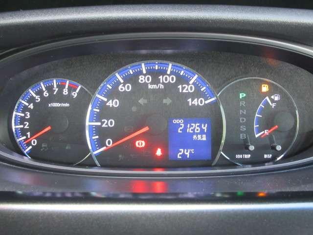 ■メーターパネル■燃費・航続距離等分かりやすく設定が出来ます。ガソリンメーターも見やすくロングドライブにも最適です。