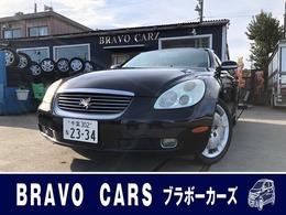 トヨタ ソアラ 4.3 430SCV ETC シート ヒーター DVDナビ