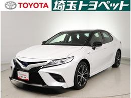 トヨタ カムリ 2.5 WS レザーパッケージ メモリーナビ・当社社用車
