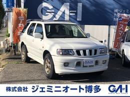 いすゞ ウィザード 3.2 LSE 4WD フルセグTV・ナビ・LEDヘッドライト