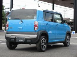 個性的なデザインと軽ワゴンの優れた性能を併せ持ったマツダ「フレアクロスオーバー」。